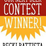 Winner Announced in the Name Our Next Beer Contest